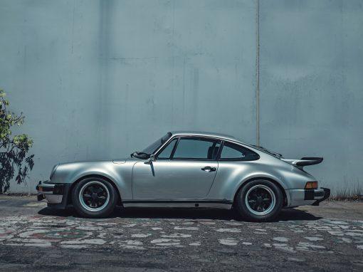1975 Porsche 930 Turbo – Silver