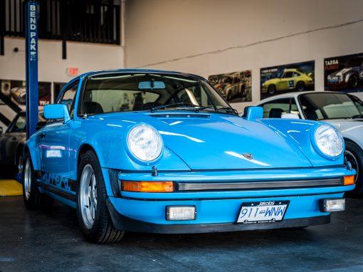 1975 Porsche 911 Carrera 2.7 MFI Coupe