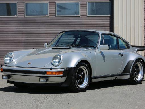 1977 Porsche 930 7800 305Turbo Carrera